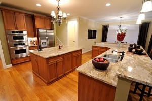 custom kitchen design in Pasadena, MD