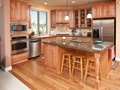 MD's experts for kitchen remodel
