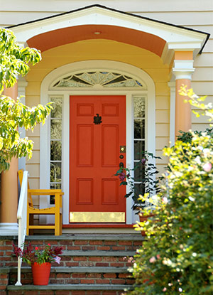 replacement door installation in Maryland